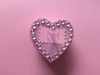 Doceur de coeur rose 4