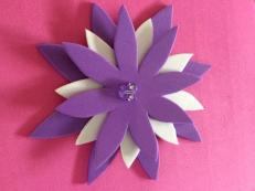 perle violette