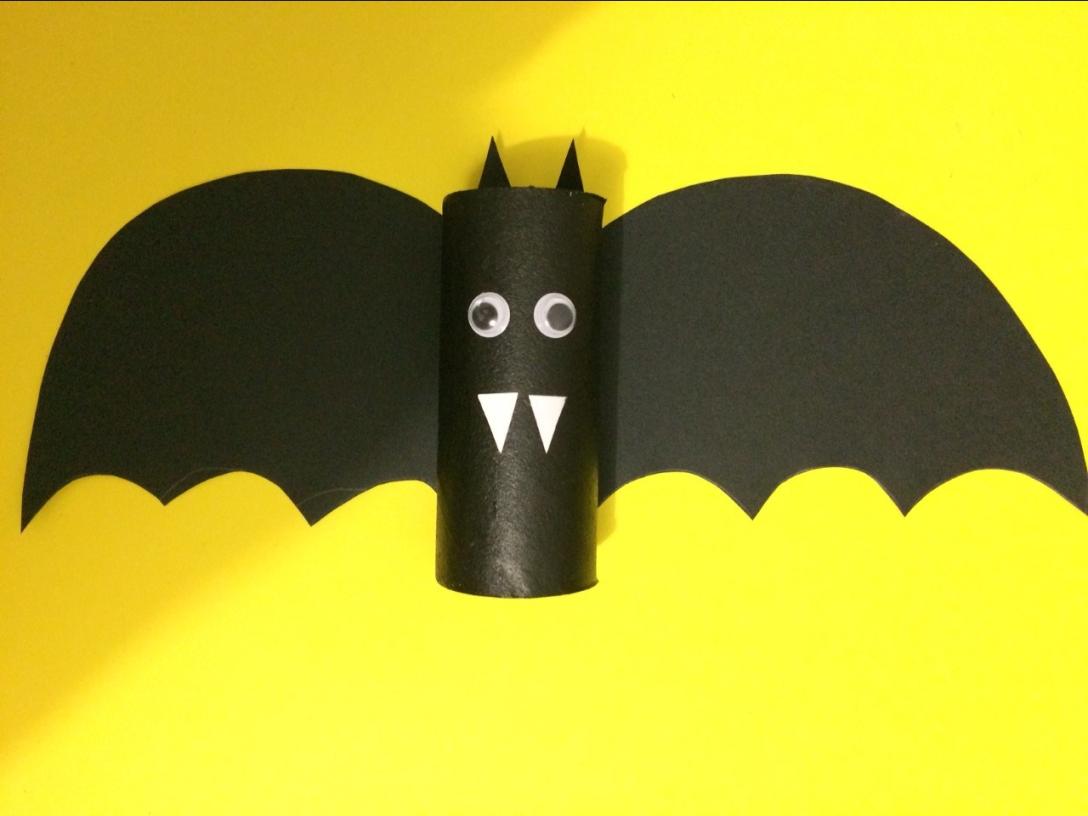 Tuto Une Chauve Souris Pour Halloween Ideedactivite Com