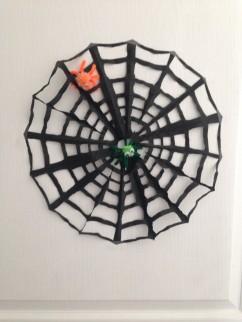toile araignées